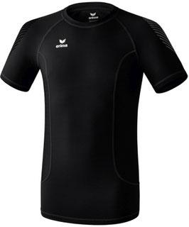 Elemental T-Shirt kurz Erwachsene  in den Farben  schwarz - weiß - rot