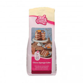 FunCakes Mix voor Choco Biscuit 1kg
