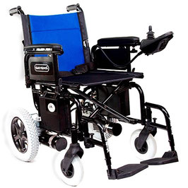 Silla eléctrica plegable POWER CHAIR GEL / LITIO
