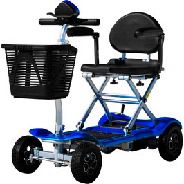 Scooter de movilidad plegable, BRAVO