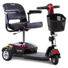 Scooter GO GO LX 3 ruedas (suspensión) 18Ah PRIDE
