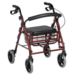 "Andador ""Rollator""  ALL IN ONE"