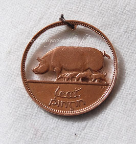 1/2  Penny von 1943