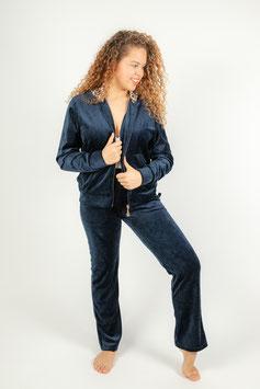 Gym Leopard Blue Pants