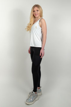 White Cutted Top
