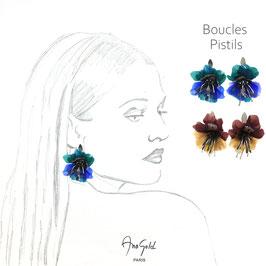 Boucles PISTILS