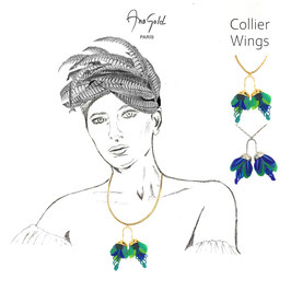 Collier WINGS