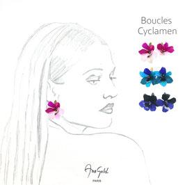 Boucles CYCLAMEN