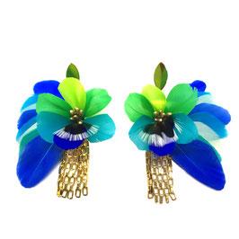 Boucles AILÉES / Earrings AILÉES