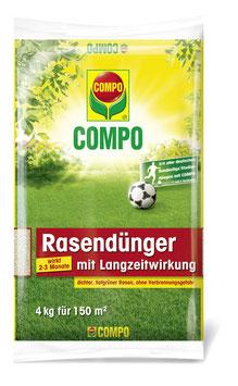 COMPO Rasen-Langzeit-Dünger