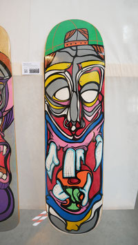 ARRUABARRENA I. Xabier - Skate Board 6 - 09/19