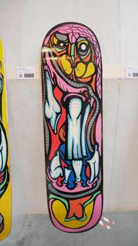 ARRUABARRENA I. Xabier - Skate Board 2 - 12/19