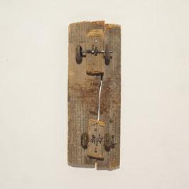WESKATE MONGU : Board by Clément MULONDA - 10 ans