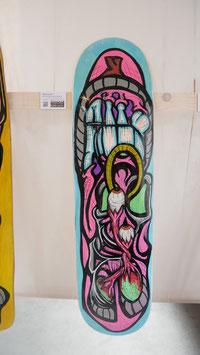 ARRUABARRENA I. Xabier - Skate Board 7 - 06/18