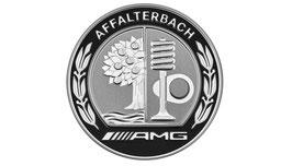 AMG Radnabenabdeckung, mit AMG Wappen