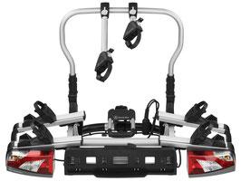 Heckfahrradträger, für Anhängevorrichtung, klappbar, 2 Fahrräder, ECE  Citan 415