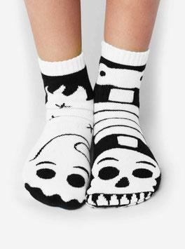 Ghost & Skeleton | Glow in the dark | (4-8 jr)