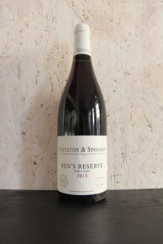Ben`s Reserve 2015