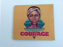 COURAGE Raszor Brankata (CD Digipack)