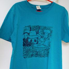 Camiseta + CD BIG ganja Tunes 2