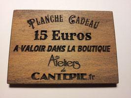 Planche Cadeau