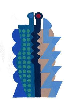 """""""Figura"""" in Blau"""