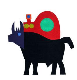 """""""Europa und der Stier"""""""