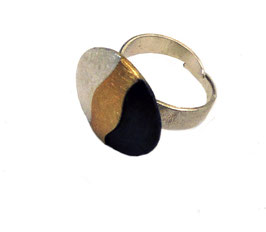 Ring, trimetall