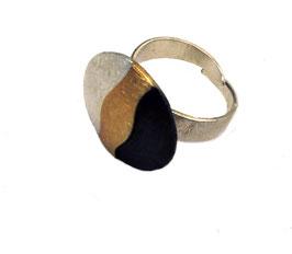Ring, trimetall