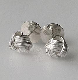 Ohrringe Knoten