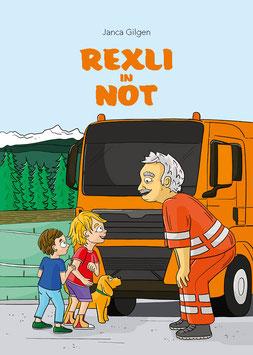 Kinderbuch: Rexli in Not