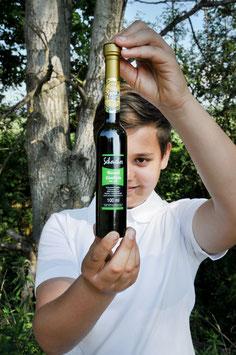 0,10 Liter Kürbiskern-Eierlikör