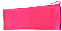 Tasche für Schleierfächer, pink