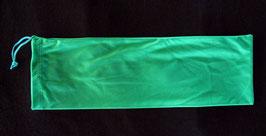 Tasche für Schleierfächer, grün