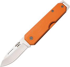 Bear & Son 110 Slip Joint - Aluminum, orange