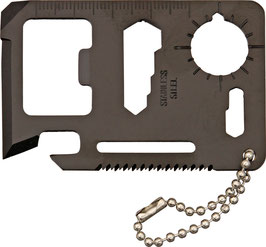 MI118 Survival Card black