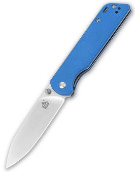 QSP Parrot 102D - G10 blau, 440C Klinge