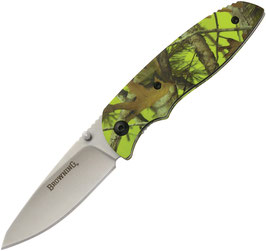 Browning EDC Folder - Green Camo