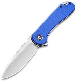Civivi C907F Elementum Linerlock blue G10
