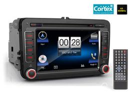 Car Multimedia System AMT ADAYO CE4KC8 für VW, SEAT und SKODA ab Bj.2009