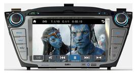 Car Multimedia System AMT HYUNDAI IX35  GMS 7243 NAVI+ ab Bj.2009