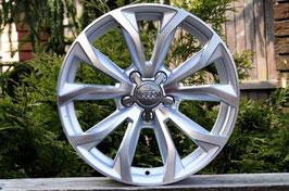 Alufelgen AMT RACING LINE RXF562 Silver 17'' 5X112 AUDI S2 A3 A4 A5 A6 TT Q5