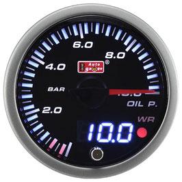 Öldruckanzeige, Zusatzinstrument (STEPPER MOTOR)