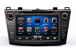 Car Multimedia System AMT CE4AC9 ADAYO für MAZDA 3 ab Bj.2010