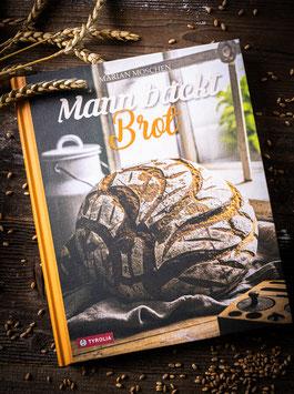 """Brot-Backbuch """"Mann backt Brot"""""""