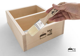 "Backpinsel  ""Bax im Holz"""