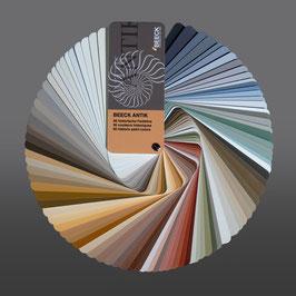 BEECK ANTIK Mineralfarben-Fächer