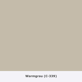 "THYMOS NOVALIN, natürliche Wandfarbe, matt   ""Warmgrau"" (C-339)"