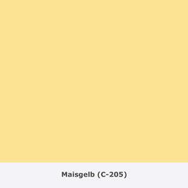 "THYMOS NOVALIN, natürliche Wandfarbe, matt ""Maisgelb"" (C-205)"