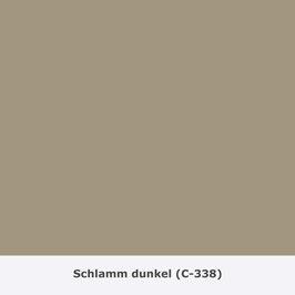 """THYMOS NOVALIN, natürliche Wandfarbe, matt """"Schlamm dunkel"""" (C-338)"""
